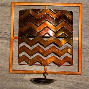 Brand new wall sconce from pier one